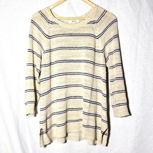 Striped Madewell Sweater